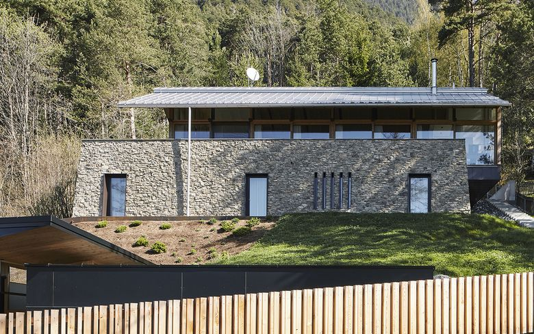 Das Haus am Waldrand Tirol Kleboth Dollnig