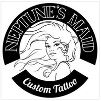 Neptune´s Maid Custom Tattoo