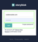 Storyblok editing capabilities