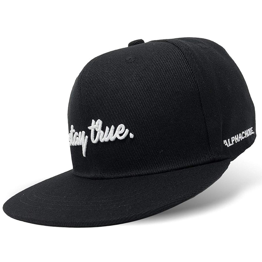 Alphachoice Stay True Cap White - Featured Image