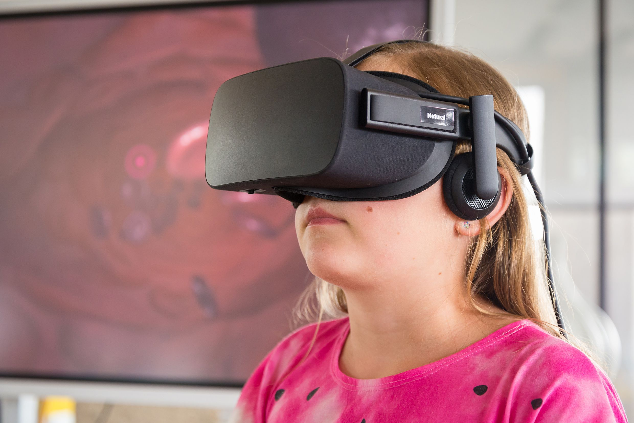 Netural Research: Virtual Reality for Hearts and Minds | Netural