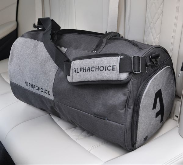 Alphachoice Sporttasche - Featured Image