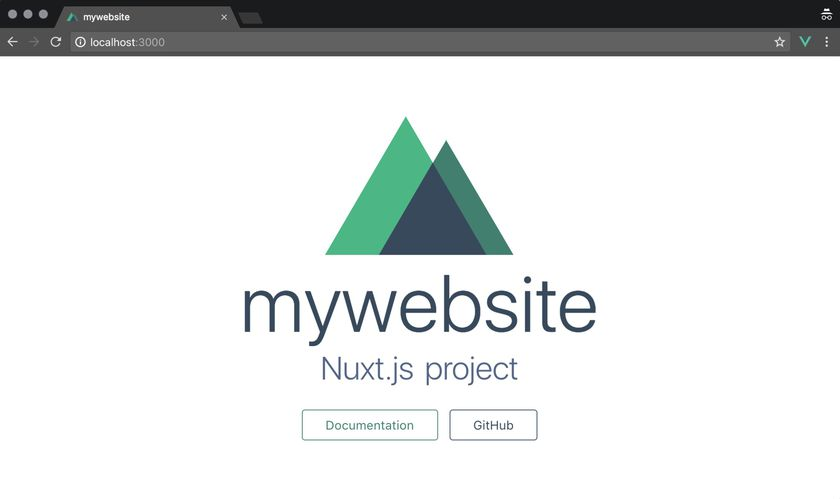 The Nuxt js Tutorial to Build a Multilanguage Website