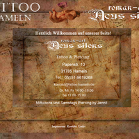 Acus Silens Roman-Art Tattoo