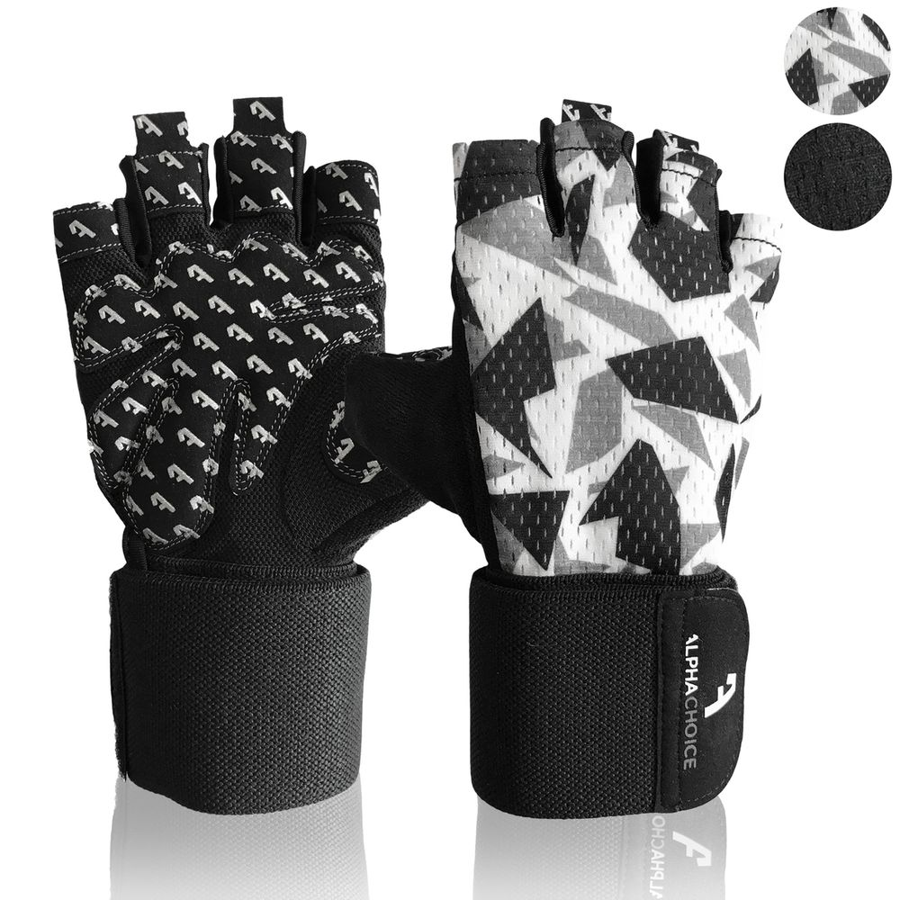 Alphachoice Performance Gloves Camouflage - Featured Image