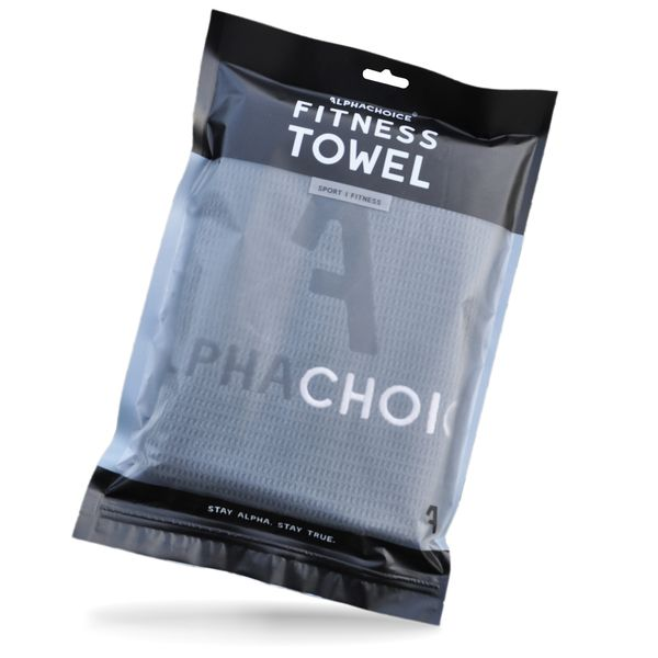 Alphachoice Fitness Towel - Featured Image