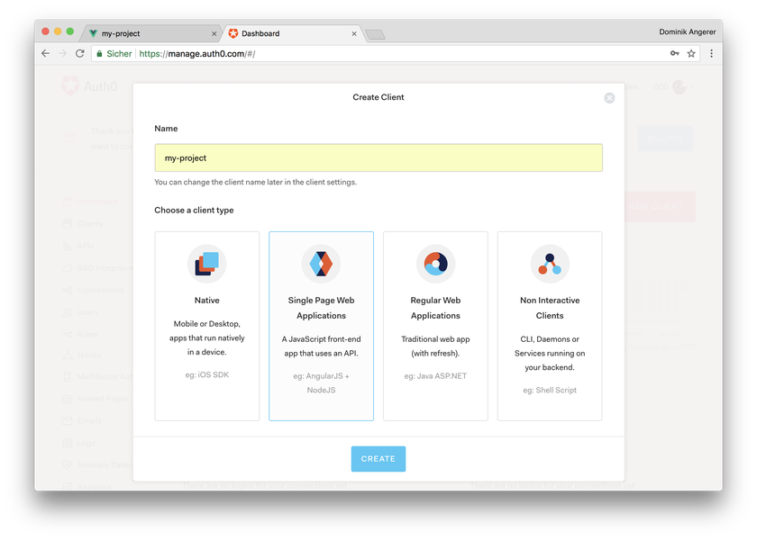 How to add Auth0 Authentication to Vue js App in 7 steps