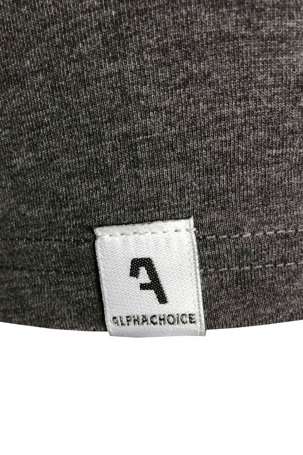 Alphachoice Original Shirt Grey Women - Featured Image