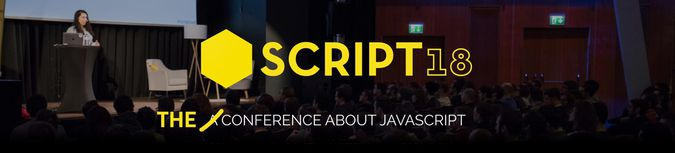 Script18 - the conference about javascript